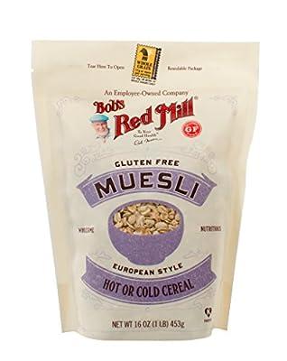 Gluten Free Muesli Cereal