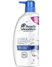 Head & Shoulders Clean & Balanced Anti Dandruff Shampoo For Clean Scalp 660ml