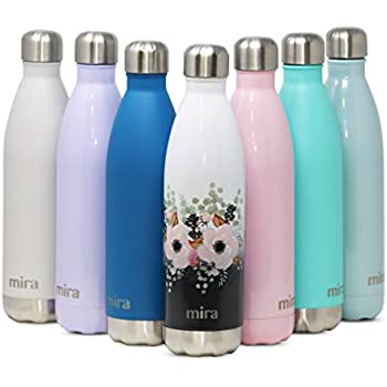 Studio Oh 25 oz Insulated Stainless Steel Water Bottle Available in 10 Differe