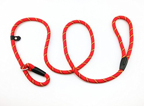 yueton Nylon Leash Adjustable Loop