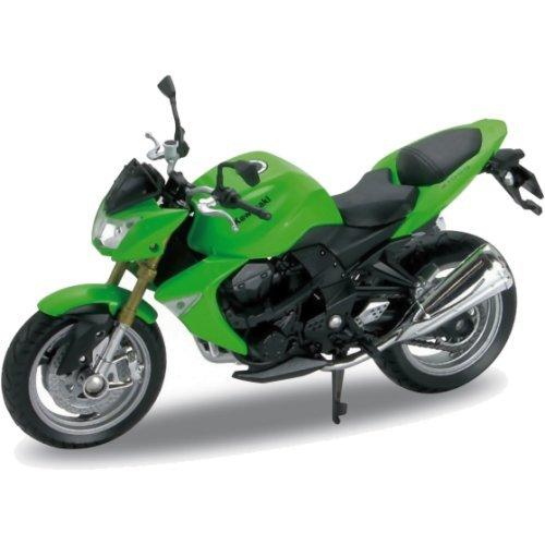 Kawasaki Z 1000, verde , 2007, Modelo de Auto, modello ...