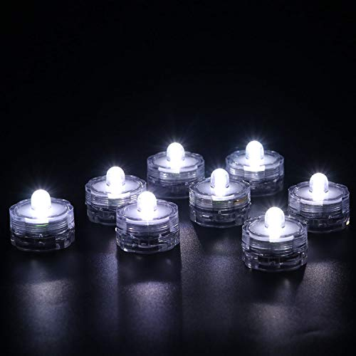 White Submersible Floralyte Led Lights in US - 5