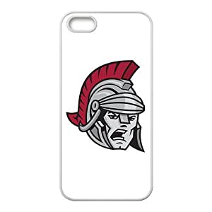 NCAA Troy Trojans Alternate 2004 White For SamSung Galaxy S5 Mini Phone Case Cover