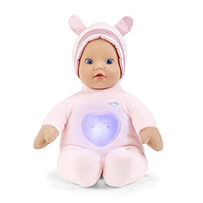 Baby Born Goodnight Lullaby Blue Eyes Realistic Baby Doll: Toys & Games