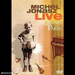 Michel Jonasz : Live Casino de Paris - DVD