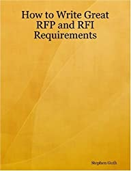 How to Write Great RFP and RFI Requirements