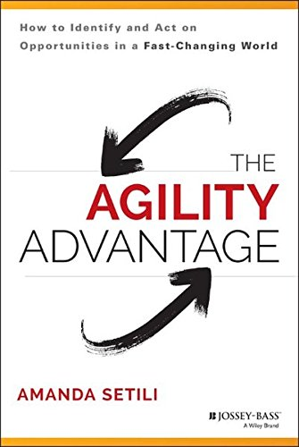 Agility Advantage Identify Opportunities Fast Changing product image