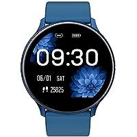 Smartwatch, Fitness Tracker Armbandsur Sport Touch färgskärm Vattentät med sömnmonitor Pulsmätare stegräknare för Ios…