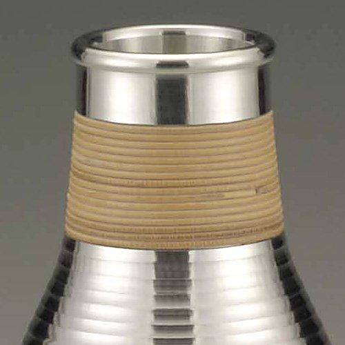 Osaka Naniwa Suzuki,Japanese Pure Tin Sake Serving Set /12-1 AZUMAGATA