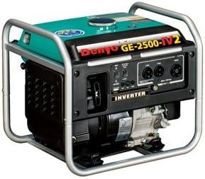 Denyo (デンヨー) 小型ガソリン発電機 GE-2500-IV2