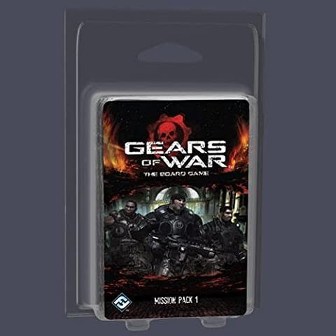 Gears of War: The Board Game - Mission Pack 1 Expansion (Gears Of War Mission)