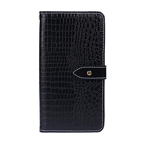 Torubia , Vivo V9 Case Wallet Leather, Vivo V9 Case with Card Holder and Kickstand, Vivo V9 Wallet Case with Flap, Flap Case Replacement for Vivo V9 Black