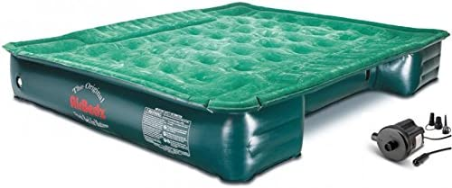 Pittman Outdoors Green Two Person Camping Bed