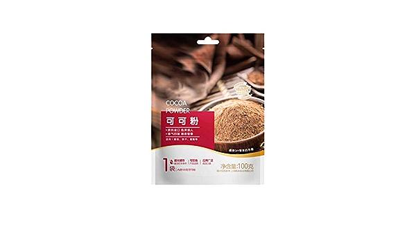 Paradesour 100 g de cacao en polvo para bebidas instantáneas ...