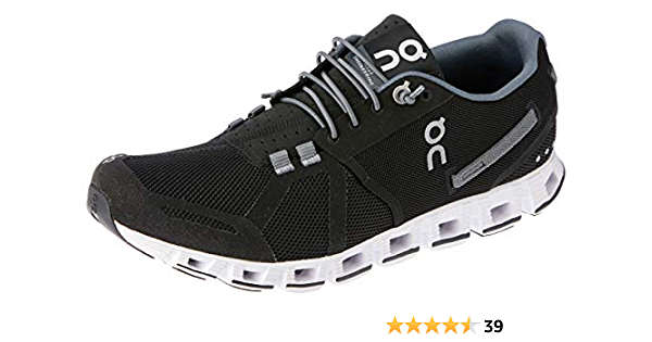 ON Men's Cloud Running Shoes, Black