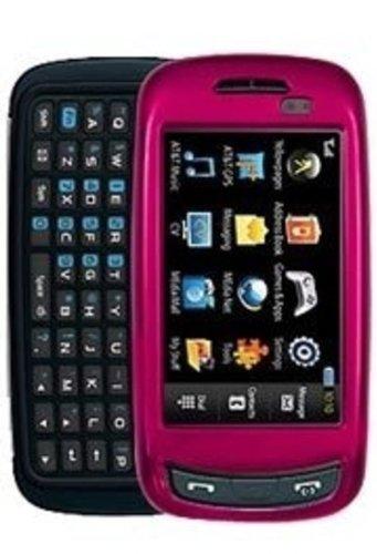 (Amzer Polished Snap-On Crystal Hard Case for Samsung Impression A877 -)