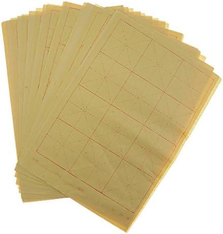 ライスペーパー 中国 書道 絵画用紙 アート紙 贈り物 1パック