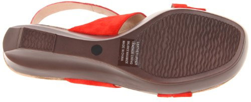 Biviel Womens Bv3670 Sandal Silkeslen Röd