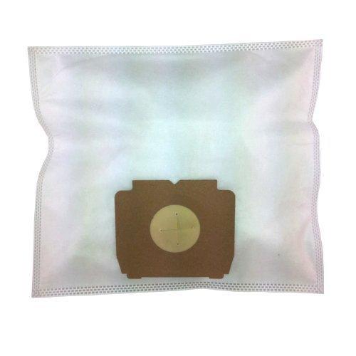 20 Fleece Vacuum Cleaner Bags, Filter Bags for Zanussi ZAN 5000
