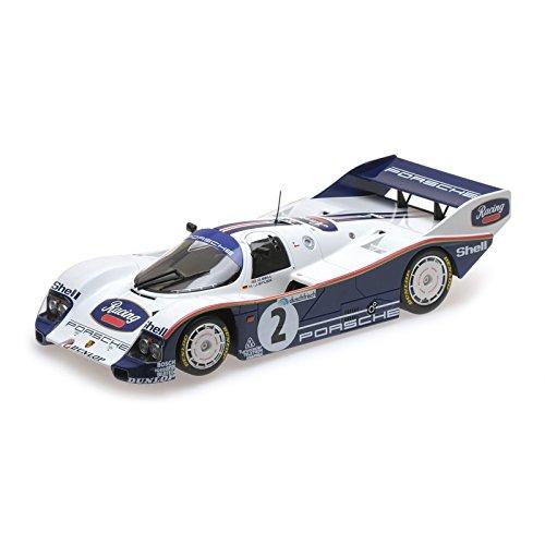 Minichamps 1  18 Porsche 962 C Porsche AG – Stuck Bell – Hockenheim 1985–155856502