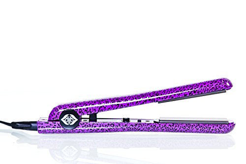 Beyond the Beauty Hair Straightener Ceramic (PINK ZEBRA)