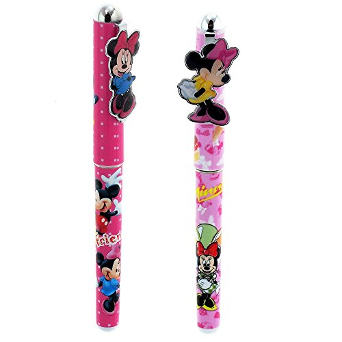 Disney Minnie Mouse Pens ( 2 pens )