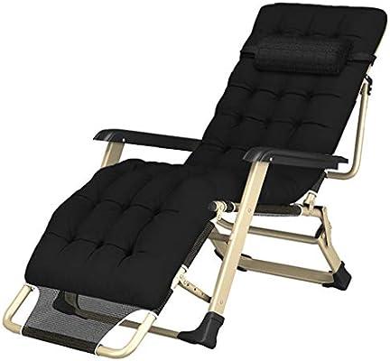 Amazon.com : Sun Lounger Recliner Chairs Heavy Duty Zero ...
