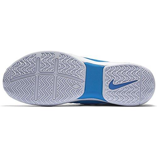 Chaussure Nike Zoom Vapor 9.5 Tour Bleu Été 2017 - 40,5