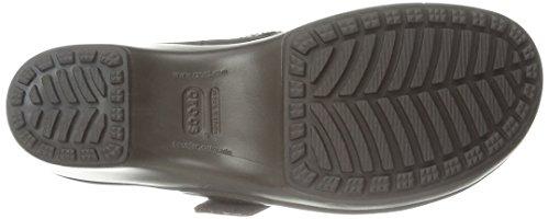 crocs Cobbler Quilt Strap Clog Espresso/Espresso