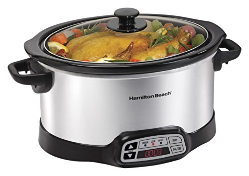 33660 programmable slow cooker