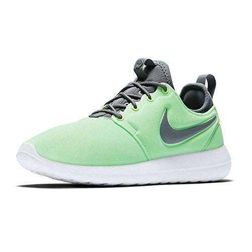 Nike - Roshe Two Mint-Grey - Sneakers Mujer - 39