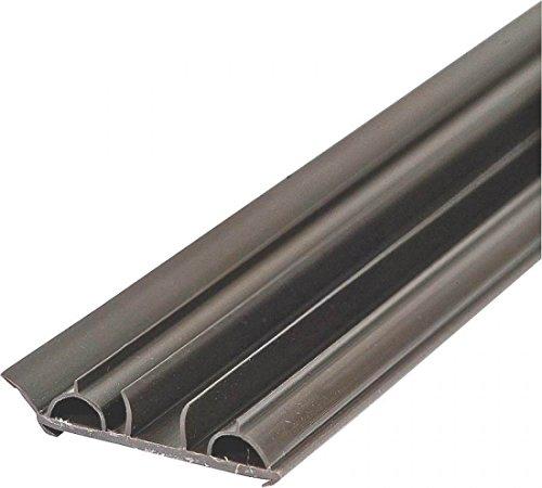 M-D Building Products Door Bottom PVC 1-34 Brown 47000
