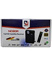 NADCO FTA Full HD Mini Satellite Receiver - NC20R