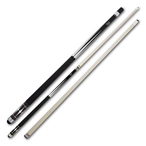 Prong Design (Cuetec - Starlight Series - Black w/ Silver Prong Design)