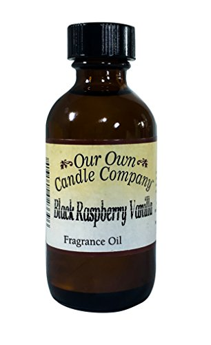 Our Own Candle Company Fragrance Oil, Black Raspberry Vanilla, 2 oz