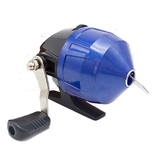 Smart Kingfisher Mini Spinning Fishing Reel for Fishing Fish Gun Speargun Line Inside