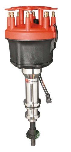 MSD 85840 Steel Gear Billet Distributor (Msd Distributor Gear)