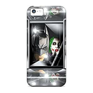For Batman And Joker Protective Case Cover Skin/iphone 5c Case Cover