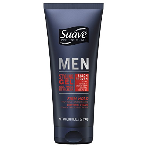Suave Men Styling Gel, Firm Control, 7