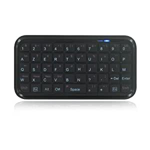 Beewi BBK200 MINI Qwerty Bluetooth - Teclado (QWERTZ alemán) [importado de Alemania]