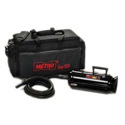 Vac Series Pro Toner (DataVac MDV2TCA Metro Vac 1 Speed Toner Vacuum/Blower, Includes Storage Case and Dust Off Tools)