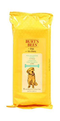 Burt's Bees for Dogs Multipurpose Wipes - Pet Wipes For Dogs