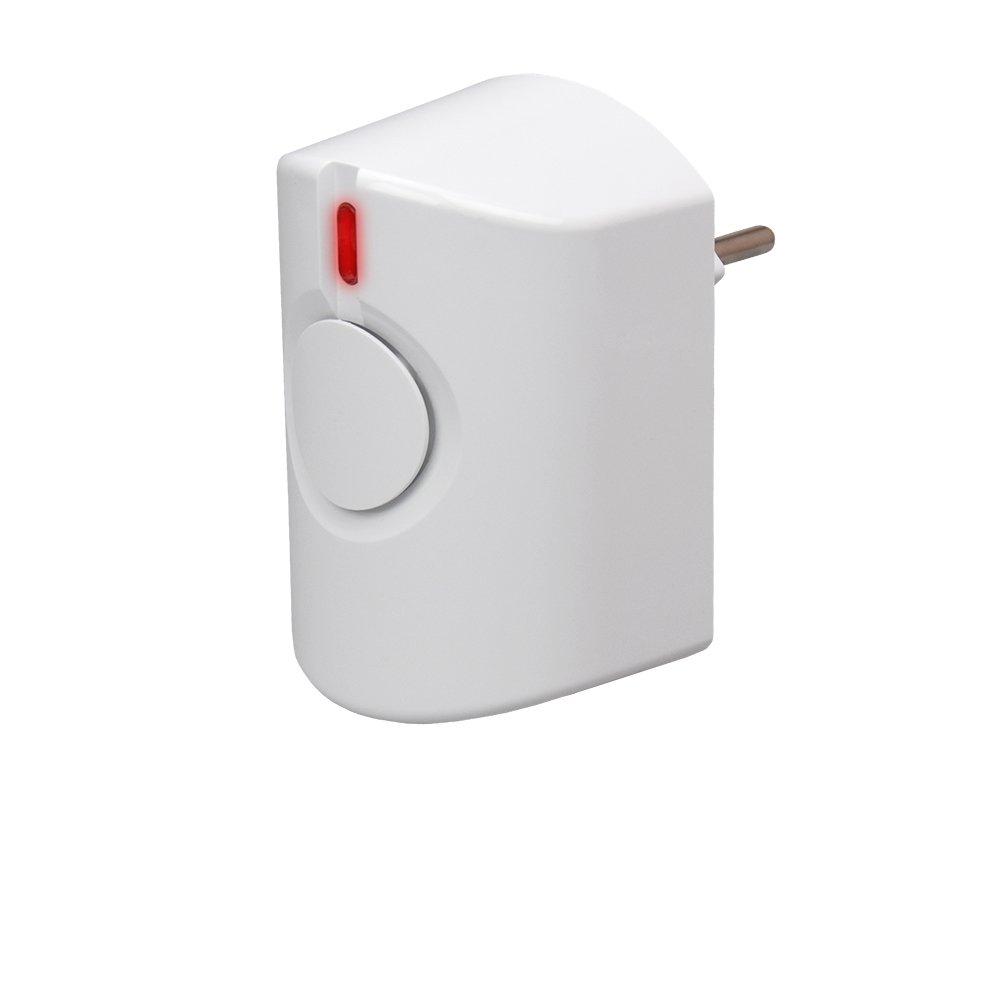 Blaupunkt Security SRAC-S1 - Sirena Interior alimentada con 95db Compatible con alarmas Blaupunkt SA y Q