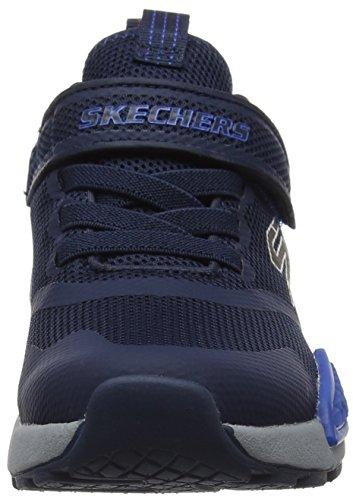 Skechers Kinectors, Zapatillas de Entrenamiento Para Niños Azul (Navy)
