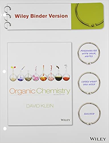 Amazon organic chemistry 2e binder ready version with ssmsg organic chemistry 2e binder ready version with ssmsg wlyetxc set 2nd edition by david r klein fandeluxe Images