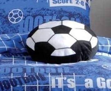 Amazon.com: Su un lente fútbol cojín (), diseño de Catherine ...