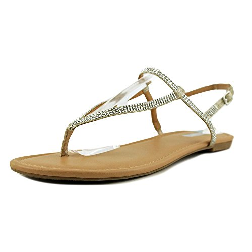 INC International Concepts Frauen Macawi2 Split Toe Leger Flache Sandalen