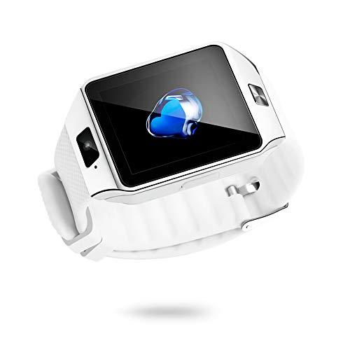 Amazon.com: Mercantil Express Reloj Inteligente Deportivo con Camara para l Phone y Android Digital De Mujer Y Hombre Unisex Accesorios para Celulares: ...