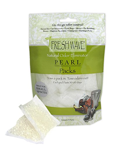 Fresh Wave - Natural Odor Eliminator Pearl Pack - 6 Pack Pouches