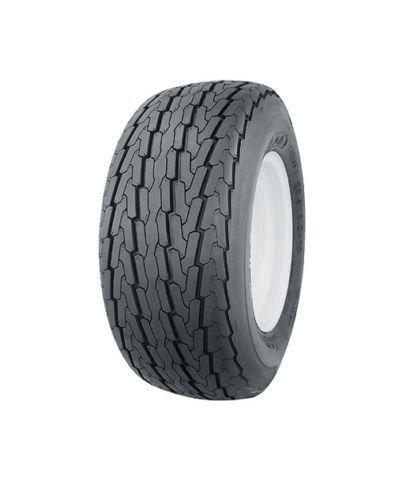 1X 20.5x8.0-10 LRE 10 PR Bias Trailer Tire on 10